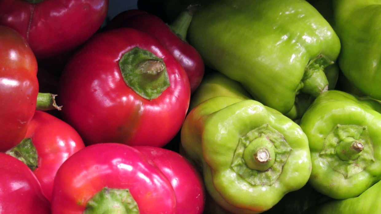 What's Fresh? Specialty Peppers!
