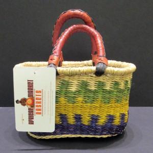 African Fair-Trade Market Basket