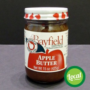 Bayfield Apple Company Jams, Jellies, and Spreads
