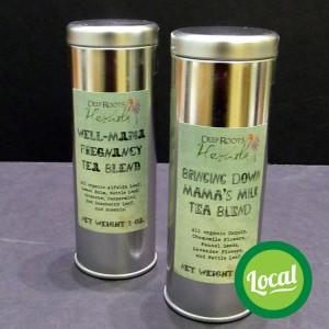 Deep Roots Herbals Well-Mama or Mama's Milk Teas