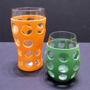 LifeFactory Drinking Glasses
