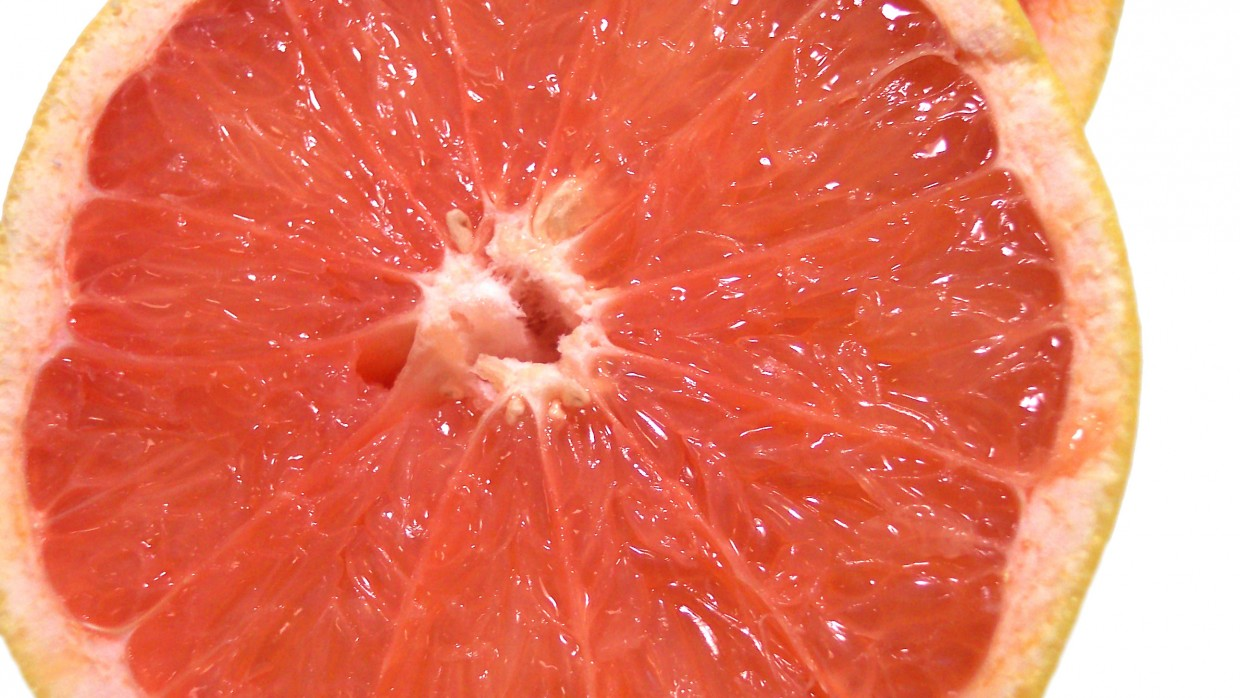 What's Fresh? Grapefruit & Pomelo!