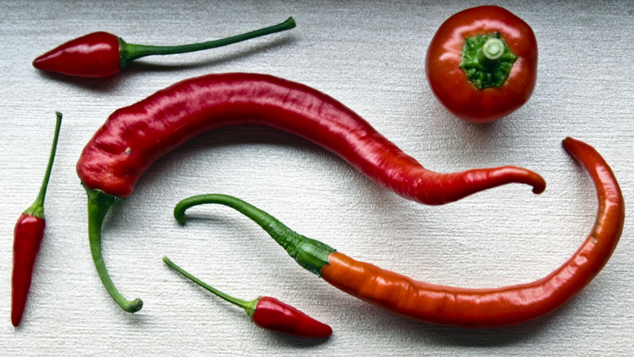 Five Perfect Peppers: From Mild to Wild