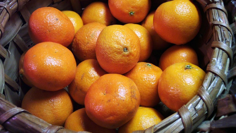 What's Fresh? Pixie Tangerines!