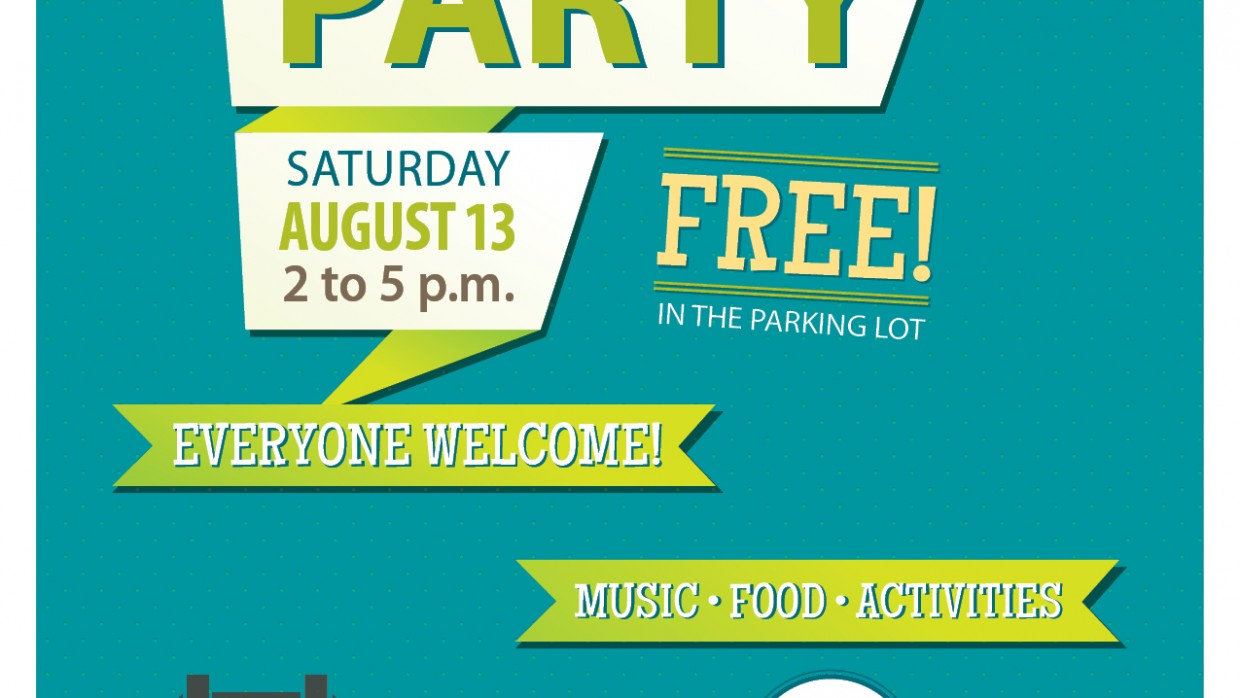 Let's Party: Free Food, Music & More!