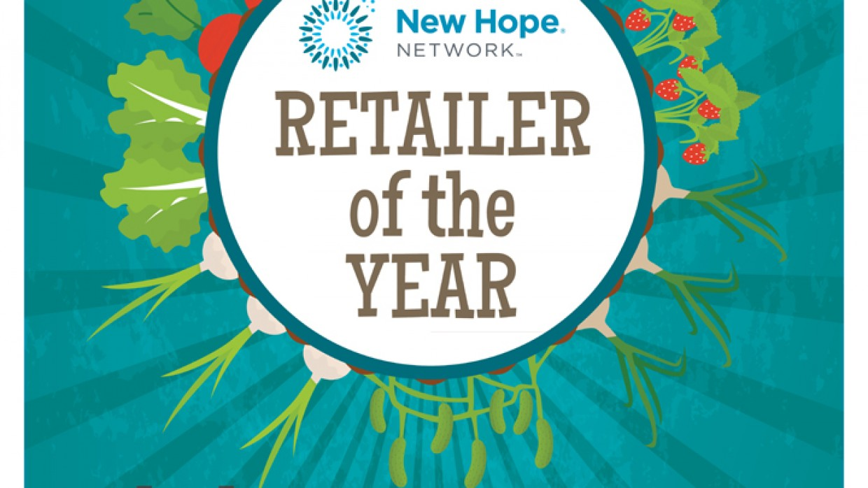 We're Nominated for Retailer of the Year!