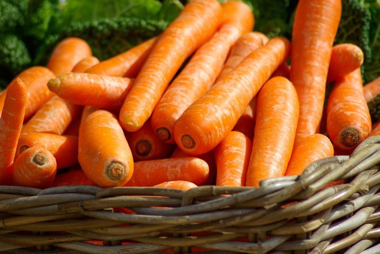 What's Fresh? Carrots!