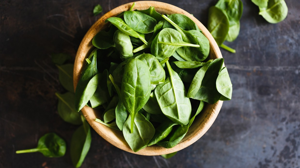 What's Fresh? Spinach!