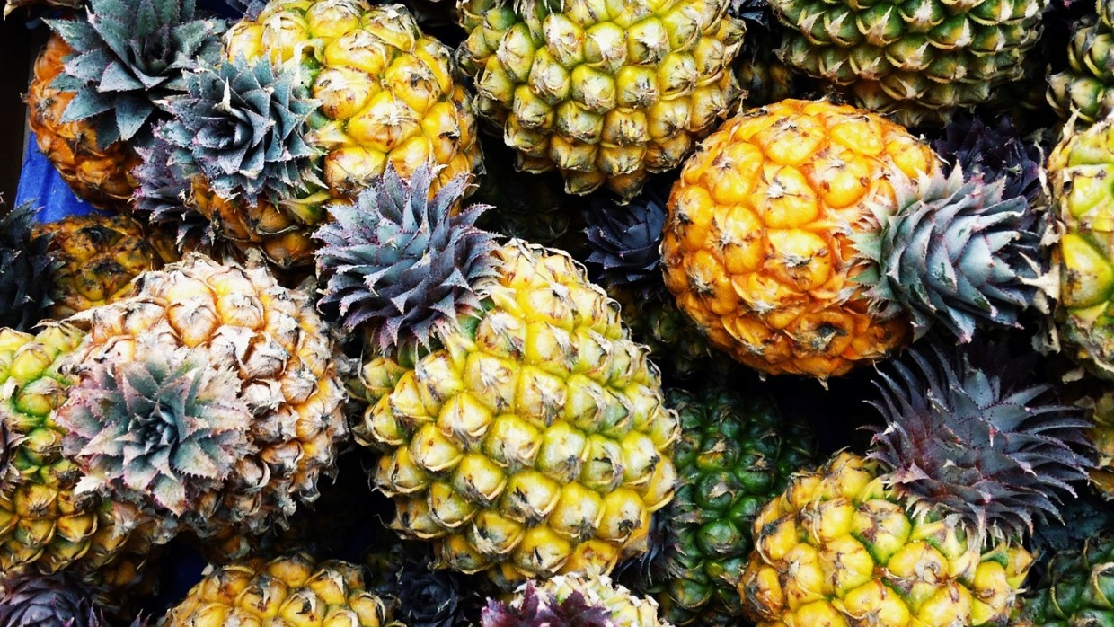Fresh Deal: Organic Pineapple for $4.99!