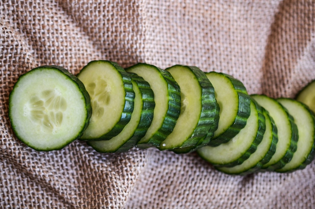 What's Local? English Cucumbers