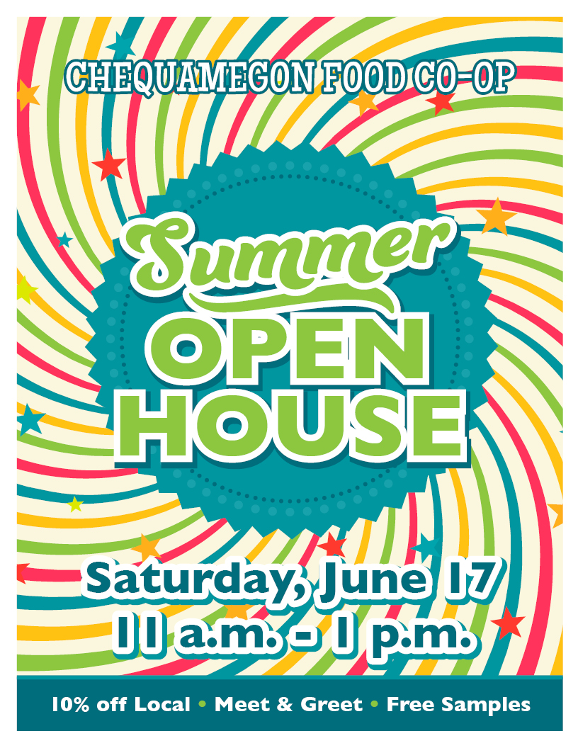 summer 2017 open house poster small