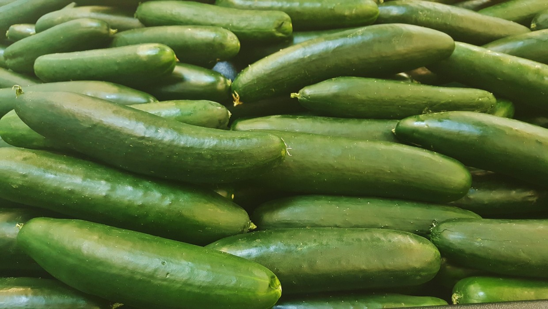 Fresh Deals: Local Organic Cucumbers