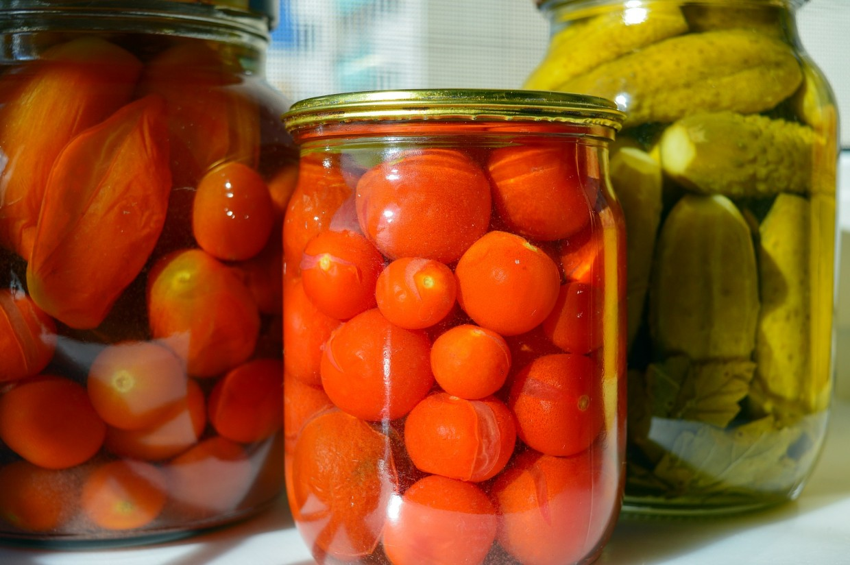 Save the Flavor: Preserving the Harvest