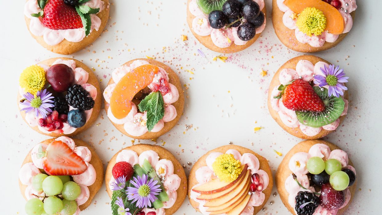 Fresh Recipes for Your Spring Celebrations