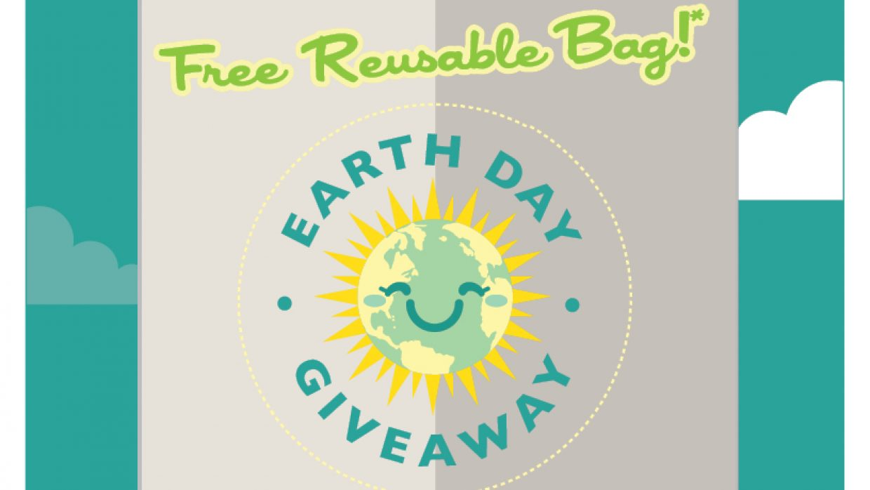 Eco Tips & an Earth Day Surprise!