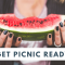 Have a Picture Perfect Picnic!