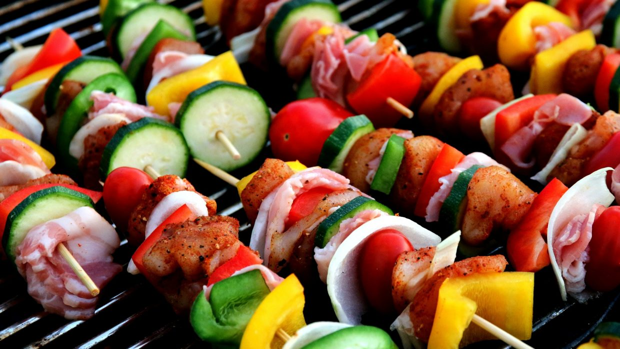 Food on a Stick: Killer Kebabs!