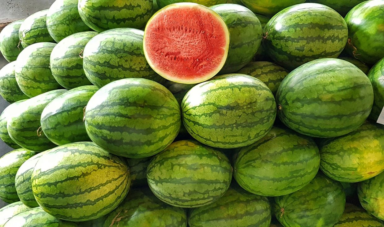 Melon Madness: Use Up That Watermelon!