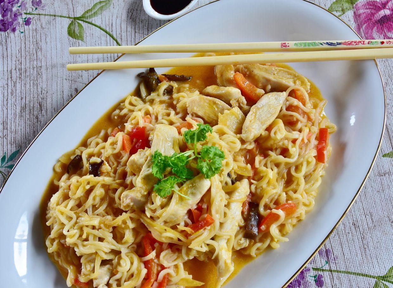 Menu Makeover: 10 Asian Recipes