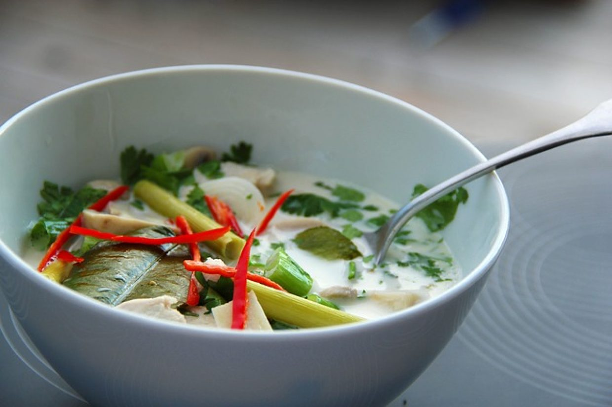 Winter Warmers: Super Soups!