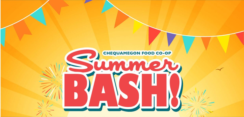 Summer Bash: Food & Fun!