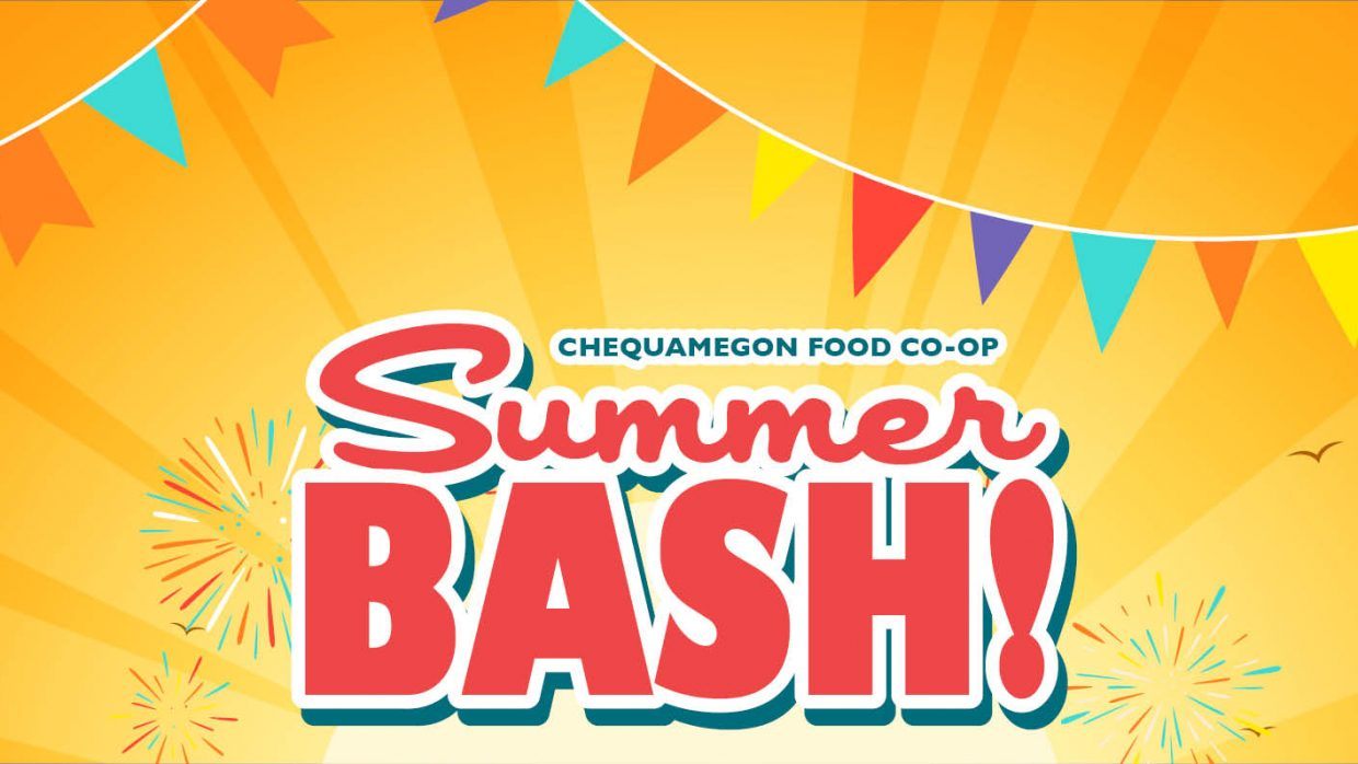 Summer Bash: Food & Fun!